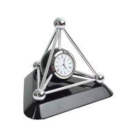 Часы настольные «Атом»