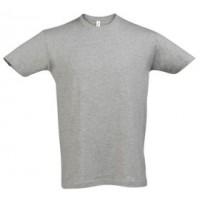 Футболка Regent 150, серый меланж