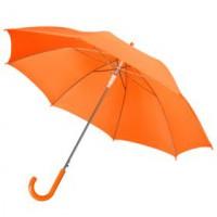 Зонт-трость Unit Promo, оранжевый