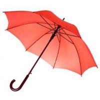 Зонт-трость «Unit Standard» , красный