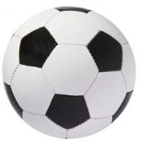Мяч футбольный «Street» (бело-черный)