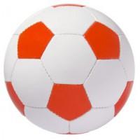 Мяч футбольный «Street» (бело-красный)