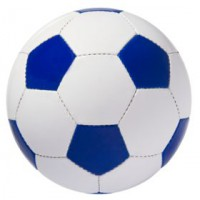 Мяч футбольный «Street» (бело-синий)