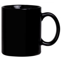Кружка Promo, черная