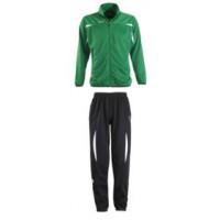 Костюм тренировочный «CAMP NOU» (зеленый/черный)