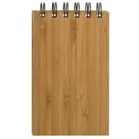 Блокнот на кольцах Bamboo Simple