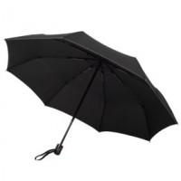 Зонт Wood classic, черный