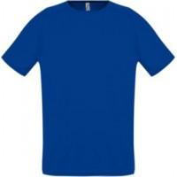 Футболка унисекс «SPORTY 140» (ярко-синяя)