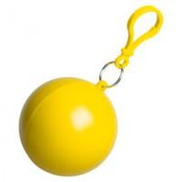 Дождевик в круглом футляре NIMBUS, желтый