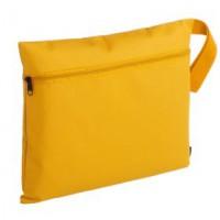 Конференц-сумка Unit Saver, желтая