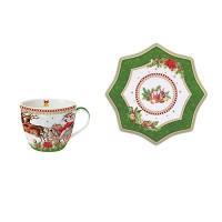 Чайная пара «Новогоднее настроение»