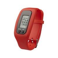 Смарт часы с шагомером Get-Fit, красный