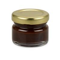 Варенье из вишни с шоколадом и коньяком, 26г