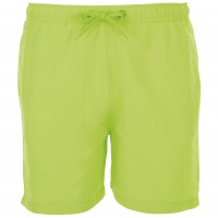 Шорты мужские SANDY зеленый неон, размер L