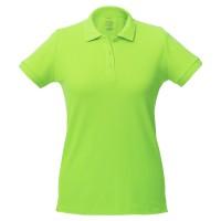 Рубашка поло женская Virma lady, зеленое яблоко, размер L