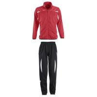 Костюм тренировочный CAMP NOU красный/черный, размер L
