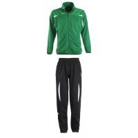 Костюм тренировочный CAMP NOU зеленый/черный, размер L