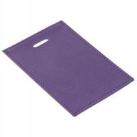Чехол для пропуска Twill, фиолетовый