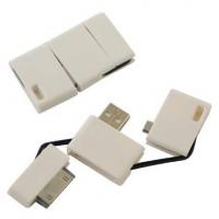 Многофункциональный переходник с разъемами для IPad, USB, micro-HDMI