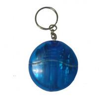 Брелок-отвёртка с набором из 4 вставок-бит, цвет синий