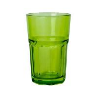 Стакан GLASS, зеленый, 320 мл, стекло